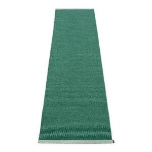 Buiten vloerkleed Groen Polyester