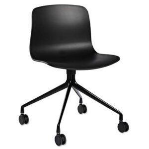 """Bureaustoel Zwart """""""" van HAY"""