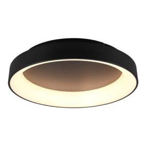 Plafondlampen Zwart Metaal van TRIO