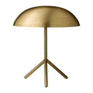 Tafellampen Goud Metaal van Bloomingville