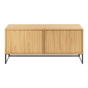 Tv-meubel Bruin MDF