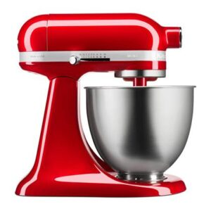 Keukenmixer Rood Metaal van KitchenAid